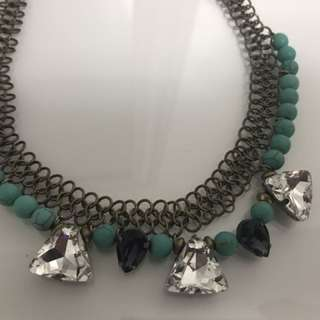 Up And Armed necklace