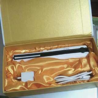 Cordless Hair Iron (Catokan Portable Plat Besar)