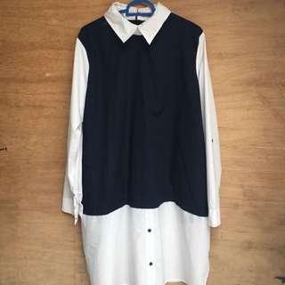 Korean Long Shirt