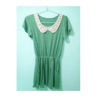 REPRICE Baju Mini Dress