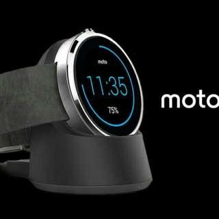 360 Moto Smart Watch