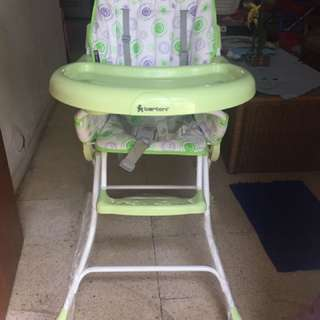 High chair merk Bertoni