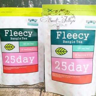 Fleecy Bangle Tea TERMURAH !!