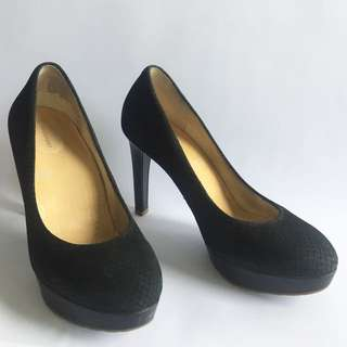 Rockport Adiprene Black Pumps