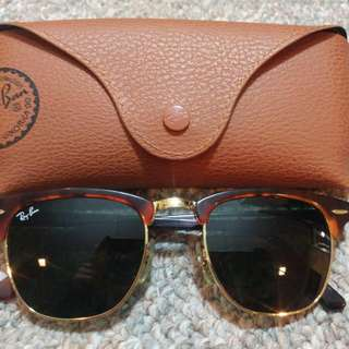 Clubmaster RayBans