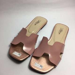 Sandal Hermes Look Like (PINK SALEM)