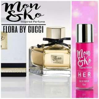 Mon & Ko Inspired By Flora By Gucci