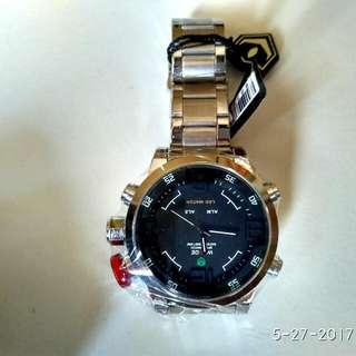 dijual jam tangan sport watch WAIDE