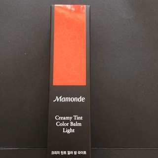 🈹Mamonde Creamy Tint Color Balm Light