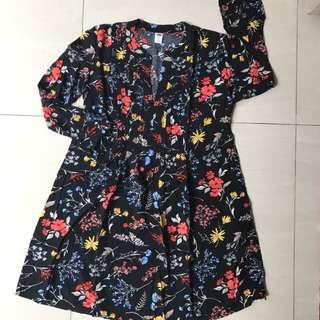 Old Navy Flowery Dress