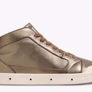 Spring Court - M2S LAMBSKIN - METALLIC COPPER