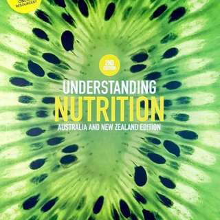 Understanding Nutrition Australia And New Zealand 2nd Edition