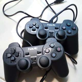 Double Gamepad For PC