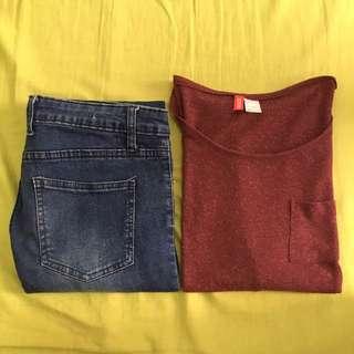 Cotton On Denim - Skinny Jeans