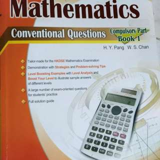 Maths Conventional Questions Book 1