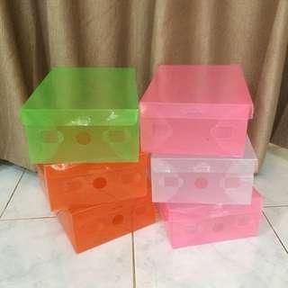 FREE ‼️ Shoe Box Transparant