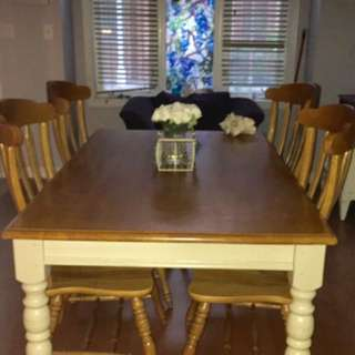 Farm Table Set
