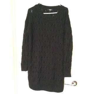 ASOS Knit Jumper Dress