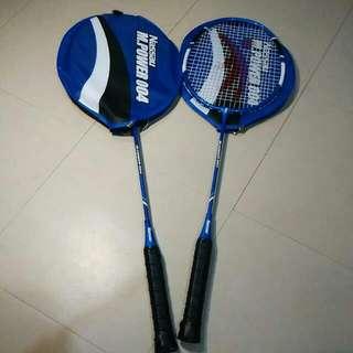 Racquet Badminton Nassau M. Power 400