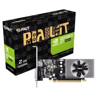 Palit GeForce® GT 1030 2GB GDDR5 (PAL-GT1030-2GB-DDR5)