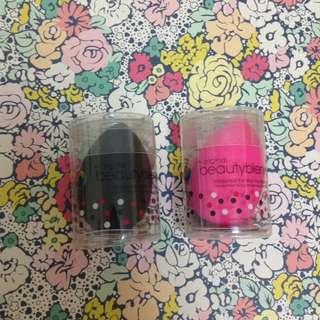 2 New Beauty Blenders