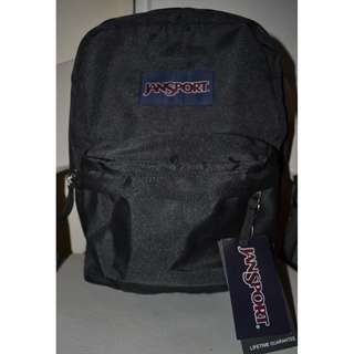 Jansport Superbreak Backpack Black (T501)