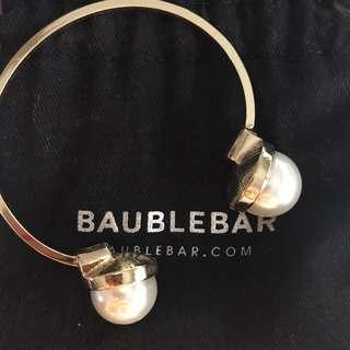 BaubleBar Large Pearl Cuff