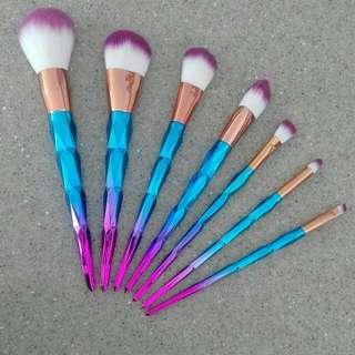 Makeup Brush Set (7piece)