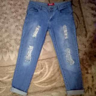 REPRICED!!! Levi's® Distressed Jeans