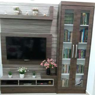 Cabinet Tv Custom Made