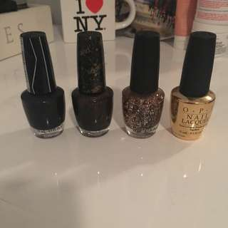 OPI Nail Polish Bundle - Some Limited Edition