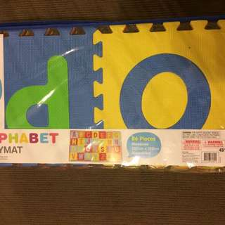 Alphabet Playmat