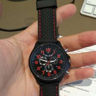 MeiShi 潮流感 手錶