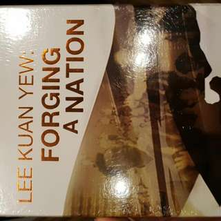 DVD on Lee Kuan Yew: Forging A Nation