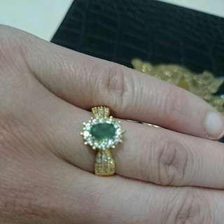 凱麒珠寶贈送祖母綠