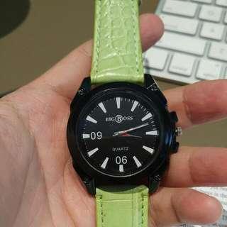 BigBoss 純樸感 手錶