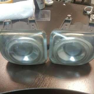 Fog Lamps Subaru WRX Hawkeye