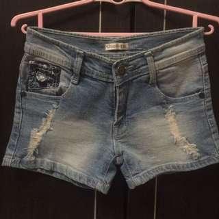 Hotpants jeans euphoria 27
