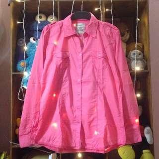 Nevada Shocking Pink Shirt