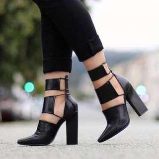 Alexander Wang Black Mackenzie Boots