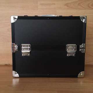 Make Up Box - Black