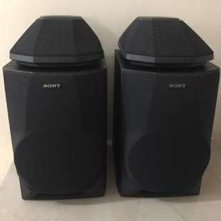 Sony Speakers Model: SS-H991
