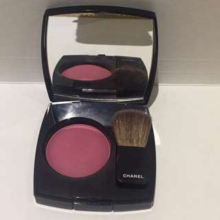 Chanel Blush - Barely Used - #87 Emotion - 100% authentic