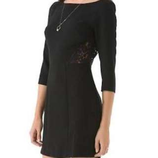 Bec & Bridge Bellini Black Dress Sz 10
