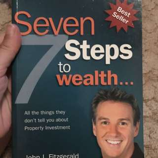 7 Steps To Wealth
