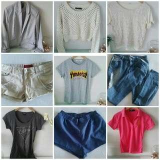 Clothes 8-12