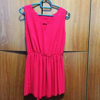 FREE: Red Color Top