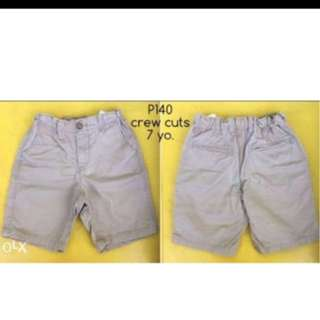 khaki shorts for kids