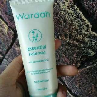 Wardah Facial Mask