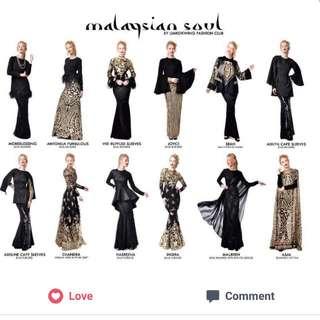 Baju Kurung Raya collection